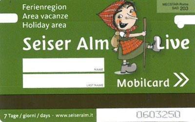 Alpe di Siusi LiveCard