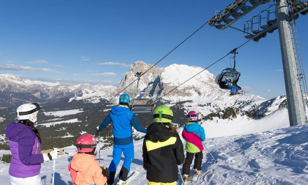 Ski vacation in Siusi allo Sciliar close to Castelrotto