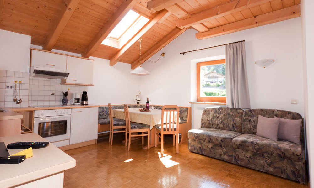 Accommodation in Siusi allo Sciliar at the Haus Rabensteiner