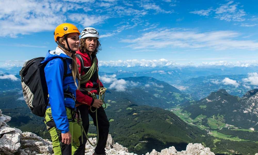 Escursioni e alpinismo sull'Alpe di Siusi