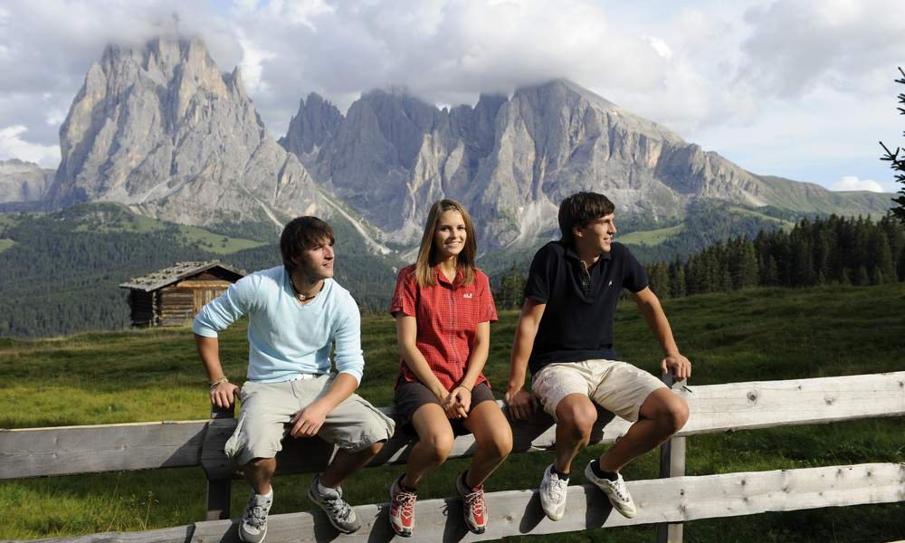 Hiking in Siusi allo Sciliar – Hiking holidays in the Dolomites