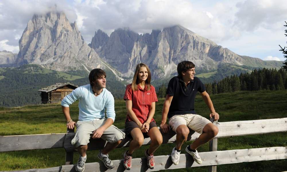 Escursioni a Siusi allo Sciliar – Vacanze escursionistiche nelle Dolomiti
