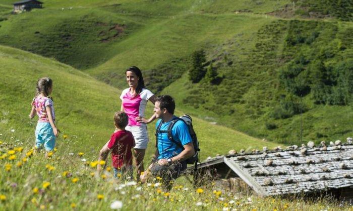 Ferienwohnungen für einen Wanderurlaub auf der Seiser Alm